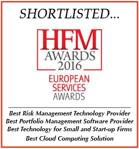 HFM European Hedge Fund Services awards 2016 shortlisted